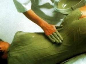 Far Infrared Rejuvenating Seaweed Wrap