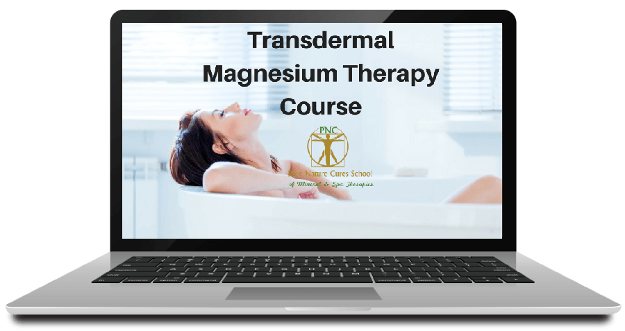 Transdermal Magnesium Therapy Course - Laptop