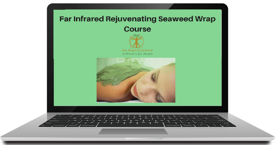 Far Infrared Rejuvenating Seaweed Wrap
