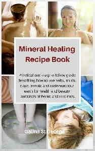 Mineral Healing Recipe Book