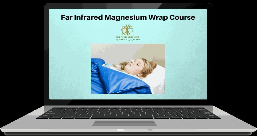 Far Infrared Magnesium Wrap