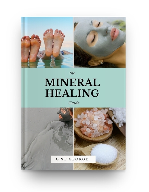 Mineral Healing Report Cover